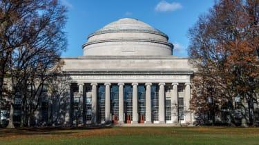 Massachusetts Institute of Technology (MIT) Dome in Cambridge, Massachusetts
