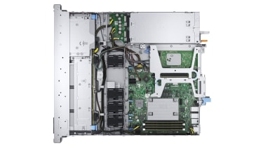 Dell EMC PowerEdge R340 open chassis