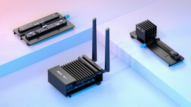 Microsoft Azure Percept hardware, including Audio and Vision