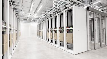 The Cambridge 1 supercomputer at the Kao data centre