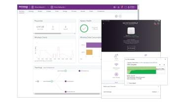 Netgear WAX610 management software