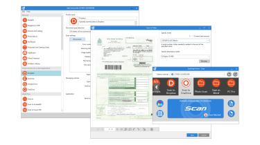 Fujitsu ScanSnap iX1400 software