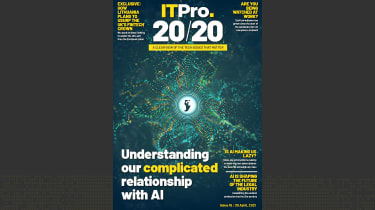 The front cover of Issue 16 of IT Pro 20/20
