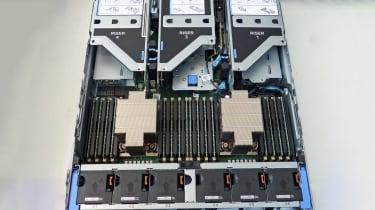 Dell EMC PowerEdge R750 internal design