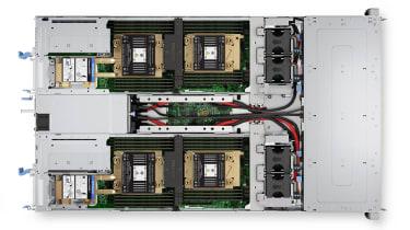 Dell EMC PowerEdge C6520 open chassis