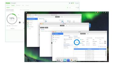 Qsan XCubeNAS XN7016R management software
