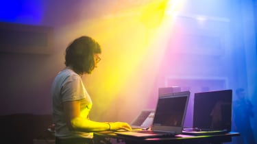 Image taken from a coding event at the Leeds Digital Festival