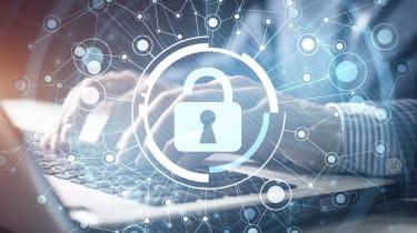 A digital padlock