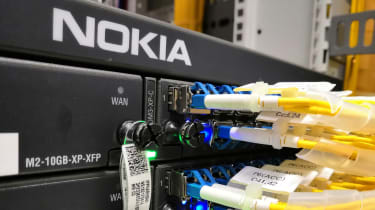 Nokia data centre equipment