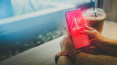 Malware on a phone
