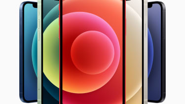 Apple iPhone 12 color options