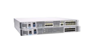 Cisco platform on white background