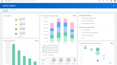 Workday Adaptive Planning platform interface