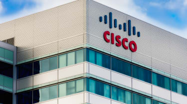 Cisco's headquarters in the US