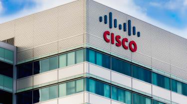 Cisco's headquarters in the US