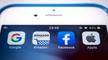 Apps for four of the world's biggest tech firms
