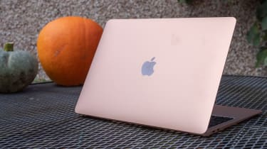 Apple MacBook Air rear angle