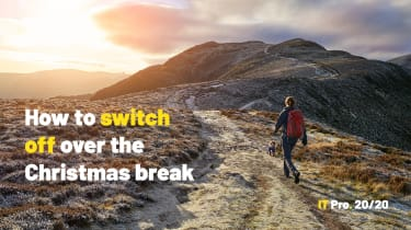 How to switch off over the Christmas break