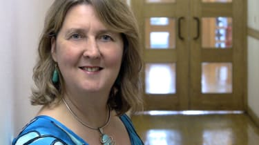 Chief executive of the Good Things Foundation, Helen Milner