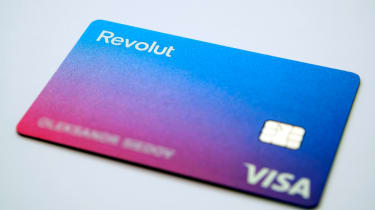 The Revolut current account card
