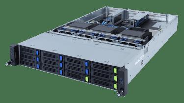 A Gigabyte R282-Z96 server