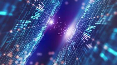 Wireless technology/cyber space visualisation