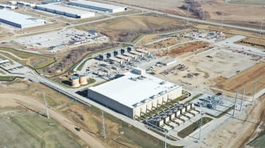 Google's newest Data Centre in Nebraska