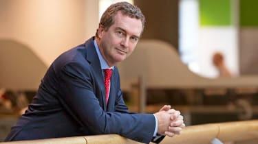 The former head of GCHQ, Robert Hannigan