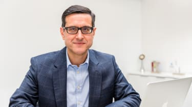 Indro Mukerjee, new CEO of Innovate UK