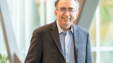 "VMware's new CEO Rangarajan ""Raghu"" Raghuram"