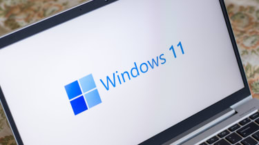 Windows 11 splash screen