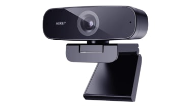 A photograph of the Aukey PC-W3 1080p Webcam