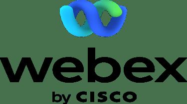 Webex by Cisco logo