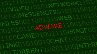 """""""Adware"""" within a series of binary coding"""