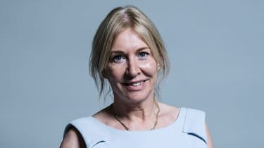 A parliamentary portrait of Nadine Dorries