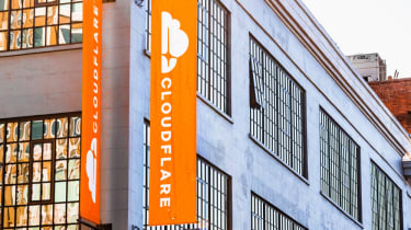 Cloudflare's headquarters in San Francisco
