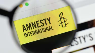 Amnesty International website