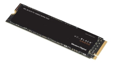 A photograph of the WD Black SN850