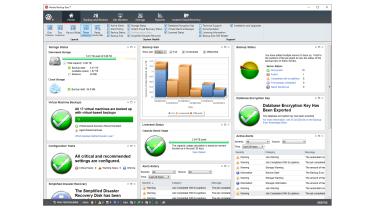 A screenshot of Veritas Backup Exec 21.3