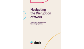 How to navigate work disruption - workplace culture - remote working