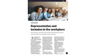 How to increase representation and inclusion in the workplace
