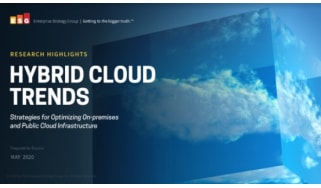 Strategies for optimising on-premises and public cloud infrastructure - whitepaper from Equinix