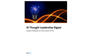 AI thought leadership digest - whitepaper from DataRobot