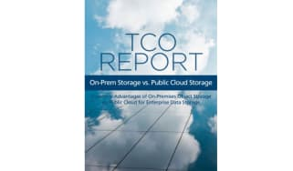 On-prem storage vs. public cloud storage - whitepaper from Cloudian