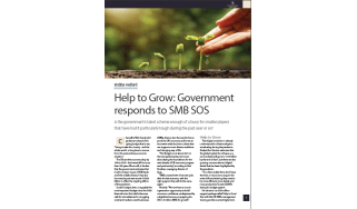 Help to Grow: Government responds to SMB SOS - The Business Briefing from IT Pro