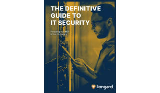 The definitive guide to IT security for MSPs - whitepaper from Liongard