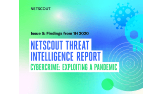Threat intelligence report - whitepaper from NETSCOUT