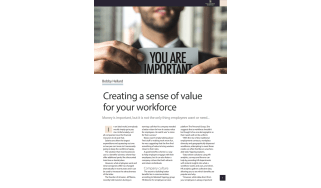 Creating a sense of value for your workforce - The Business Briefing from IT Pro