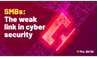 IT Pro 20/20: The weak link in cyber security