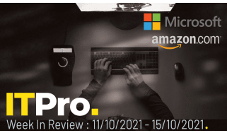 IT Pro News in Review: Microsoft's DDoS takedown, Amazon relaxes WFH policy, West Midlands crowned UK's top tech hub